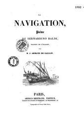 La navigation: poëme