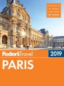 Fodor's Paris 2019
