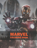 Marvel Coloring Book Book PDF