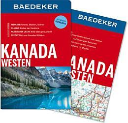 Baedeker Reisef  hrer Kanada Westen PDF