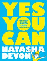 Yes You Can  Ace Your Exams Without Losing Your Mind PDF