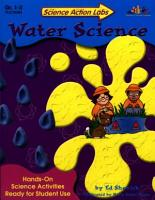 Science Action Labs Water Science  ENHANCED eBook  PDF