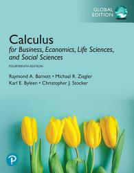 Calculus for Business  Economics  Life Sciences  and Social Sciences  eBook  Global Edition PDF
