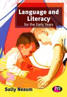 Language and Literacy for the Early Years PDF