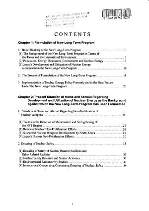 White Paper on Nuclear Energy