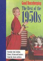Good Housekeeping The Best of the 1950s PDF