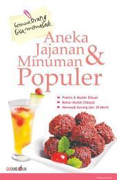 Aneka Jajanan & Minuman Populer