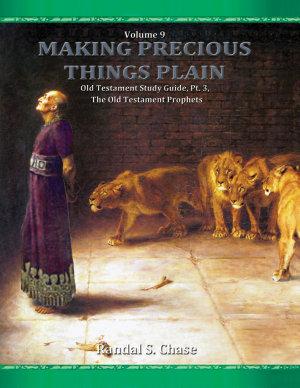 Old Testament Study Guide  Pt  3 PDF