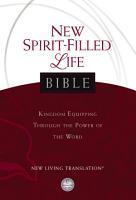 NLT  New Spirit Filled Life Bible  eBook PDF