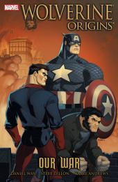 Wolverine: Origins Vol. 4 - Our War