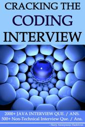 Cracking The Java Interview :: 2000+ Java Interview Que/Ans || 500+ Normal Interview Que & Tips.
