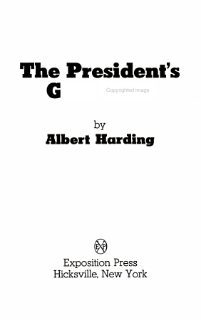 The President s Gold Mine PDF