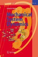 Mechanical System Dynamics PDF