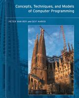 Concepts  Techniques  and Models of Computer Programming PDF