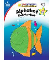 Alphabet, Grades PK - K: Dot-to-Dot