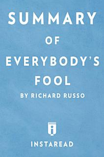 Everybody s Fool Book
