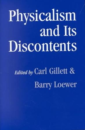 Physicalism and Its Discontents PDF