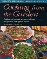 Cooking from the Garden PDF