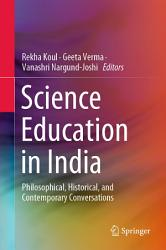 Science Education In India Book PDF