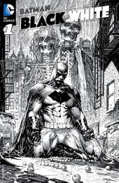 Batman: Black and White (2013- ) #1