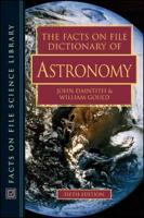 The Facts on File Dictionary of Astronomy PDF