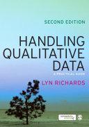 Handling Qualitative Data