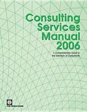 Consulting Services Manual 2006 PDF