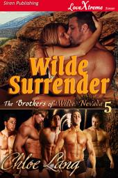 Wilde Surrender [The Brothers of Wilde, Nevada 5]