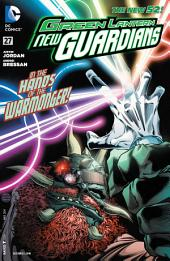 Green Lantern: New Guardians (2011-) #27