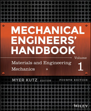 Mechanical Engineers  Handbook  Materials and Engineering Mechanics PDF