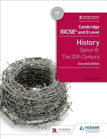 Cambridge IGCSE and O Level History 2nd Edition PDF
