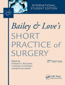 Bailey   Love s Short Practice of Surgery PDF