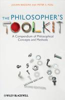 The Philosopher s Toolkit PDF