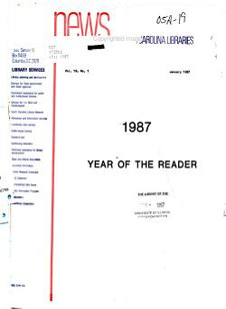 News for South Carolina Libraries PDF