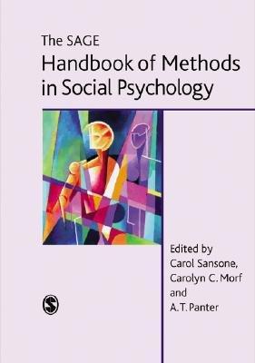 The Sage Handbook of Methods in Social Psychology