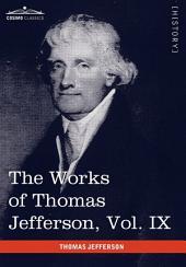 The Works of Thomas Jefferson: 1799-1803