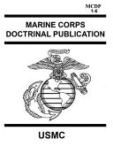 Marine Corps Doctrinal Publication McDp 1-6