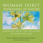Woman Spirit Awakening in Nature
