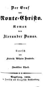 Der Graf von Monte-Christo: Band 12