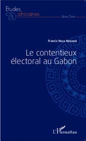 Le contentieux électoral au Gabon