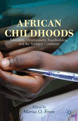 African Childhoods PDF