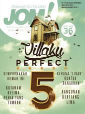 Isu 36 - Majalah Jom!: Villaku Perfect 5