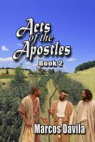 Acts Of The Apostles Book 2 PDF