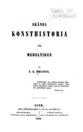 Skånes konsthistoria för medeltiden