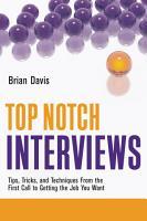 Top Notch Interviews PDF