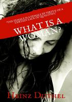 What is a Woman  PDF
