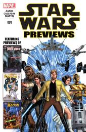 Star Wars Previews 1