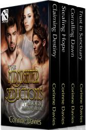 The Midnighter Seductions Trilogy and Bonus Book [Box Set 89]