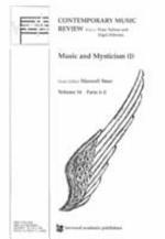 Music and Mysticism