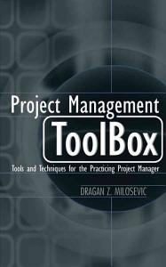 Project Management ToolBox Book